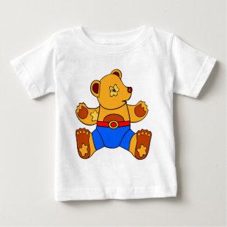 テディー・ベア7 ベビーTシャツ