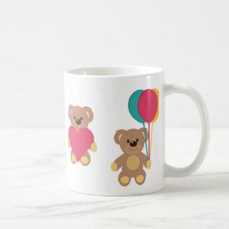 テディー・ベア コーヒーマグカップ
