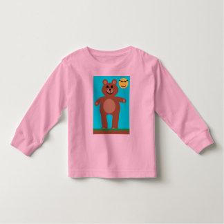 テディー・ベア トドラーTシャツ