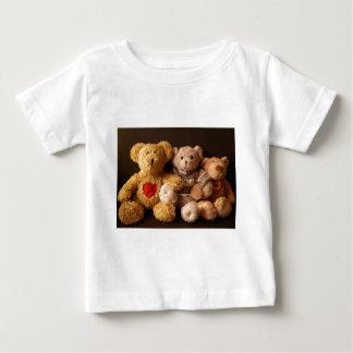 テディー・ベア(数々のなプロダクトで) ベビーTシャツ