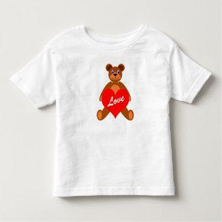 テディ愛 トドラーTシャツ