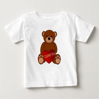 テディ愛 ベビーTシャツ