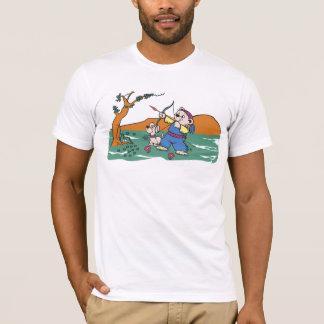 テディArcher Tシャツ