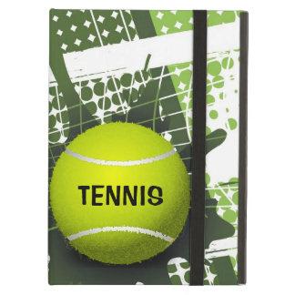 テニスのデザインのiPadの空気箱 iPad Airケース