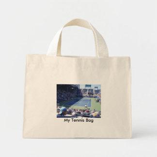 テニスのバッグ ミニトートバッグ
