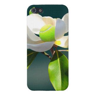 テニスのマグノリア iPhone 5 CASE
