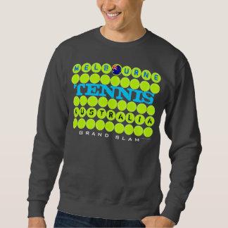 テニスのメルボルンオーストラリアのTシャツ5 スウェットシャツ