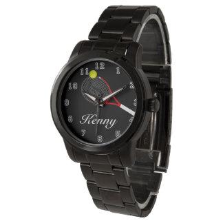テニスの時間 腕時計