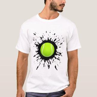 テニスの爆発 Tシャツ