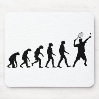 テニスの進化 マウスパッド