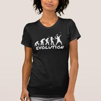 テニスの進化 Tシャツ