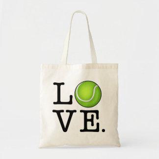 テニス愛テニスファン トートバッグ