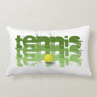 テニス選手、テニス旅行 ランバークッション
