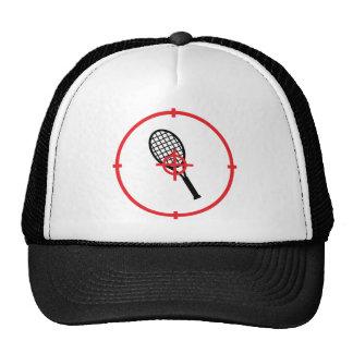 テニス トラッカーハット