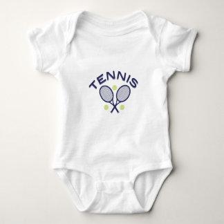 テニス ベビーボディスーツ