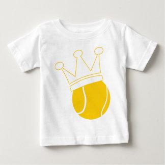 テニス ベビーTシャツ