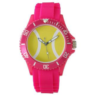 テニス・ボールの腕時計 腕時計