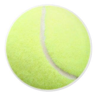 テニス・ボールの陶磁器のノブ セラミックノブ