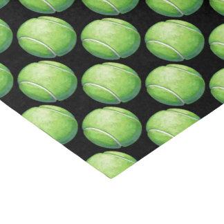 テニス・ボールパターン 薄葉紙