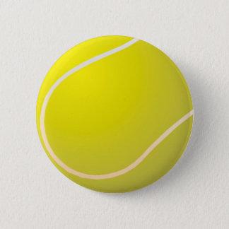 テニス・ボール 缶バッジ