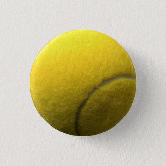 テニス・ボール 3.2CM 丸型バッジ