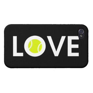 テニス・ボール iPhone 4 ケース