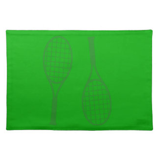テニス ランチョンマット