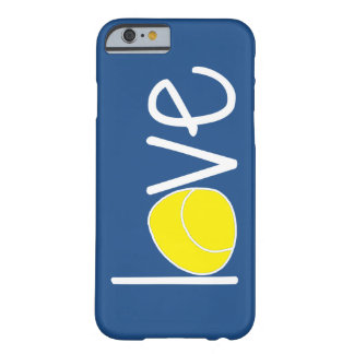 """テニス""""愛"""" iPhoneの場合 iPhone 6 ベアリーゼアケース"""