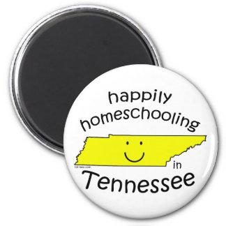 テネシー州で幸せ マグネット