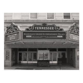 テネシー州の劇場 ポストカード