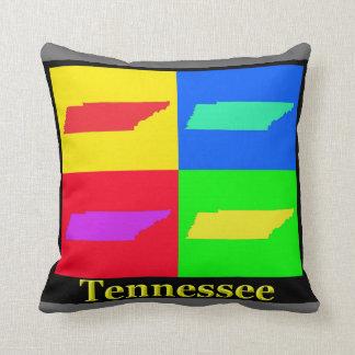 テネシー州の地図 クッション