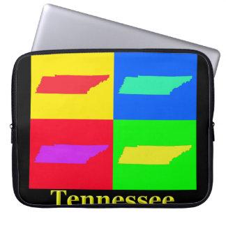 テネシー州の地図 ラップトップスリーブ
