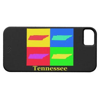 テネシー州の地図 iPhone SE/5/5s ケース