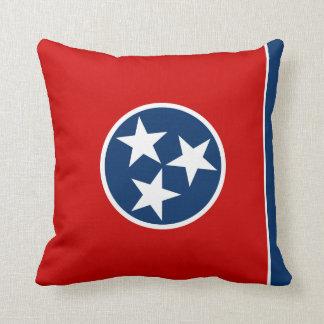 テネシー州の旗の枕 クッション