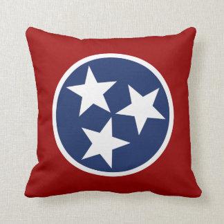 テネシー州の旗の紋章 クッション