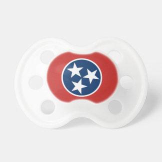テネシー州の旗の調停者 おしゃぶり