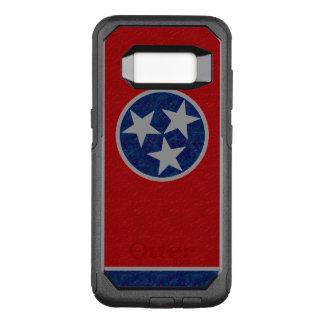 テネシー州の旗 オッターボックスコミューターSamsung GALAXY S8 ケース