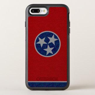 テネシー州の旗 オッターボックスシンメトリーiPhone 8 PLUS/7 PLUSケース