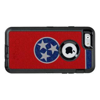 テネシー州の旗 オッターボックスディフェンダーiPhoneケース