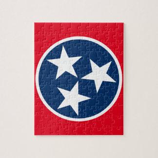 テネシー州の旗 ジグソーパズル