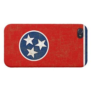 テネシー州の旗 iPhone 4 ケース