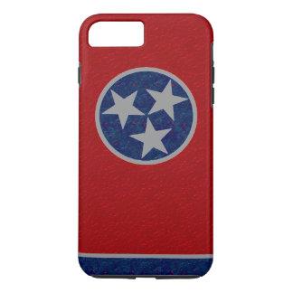 テネシー州の旗 iPhone 8 PLUS/7 PLUSケース