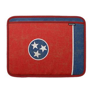 テネシー州の旗 MacBook スリーブ
