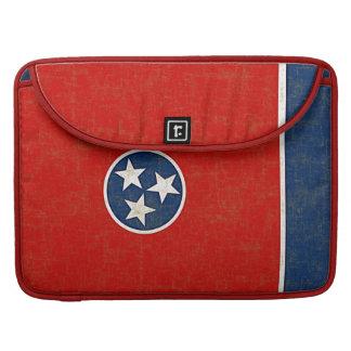 テネシー州の旗 MacBook PROスリーブ
