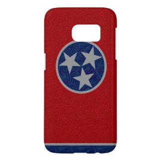 テネシー州の旗 SAMSUNG GALAXY S7 ケース