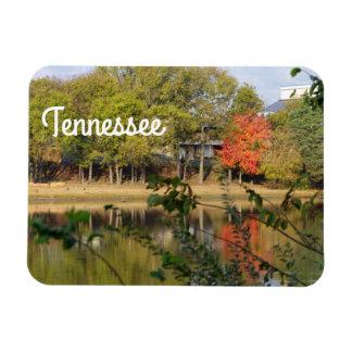 テネシー州の秋 マグネット