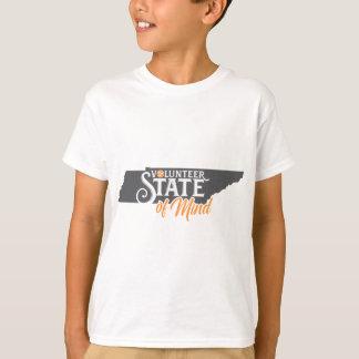 テネシー州の精神状態 Tシャツ