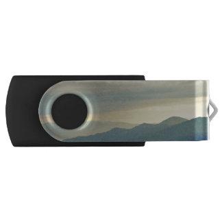 テネシー州の雲 USBフラッシュドライブ