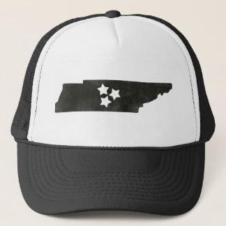 テネシー州はトラック運転手の帽子を主演します キャップ