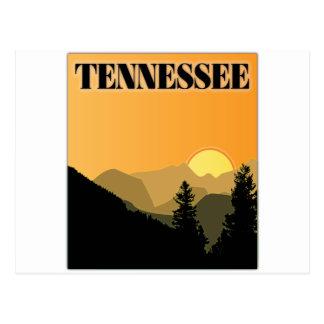 テネシー州山 ポストカード